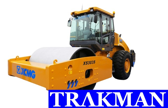 XCMG Official 12 Ton Road Roller Compactor Machine Xs123